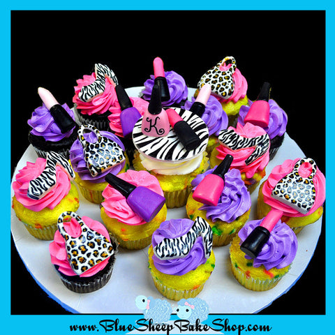 fashion glamour cupcakes nj