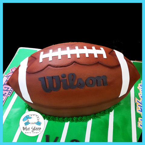 football grooms cake nj birthday cakes