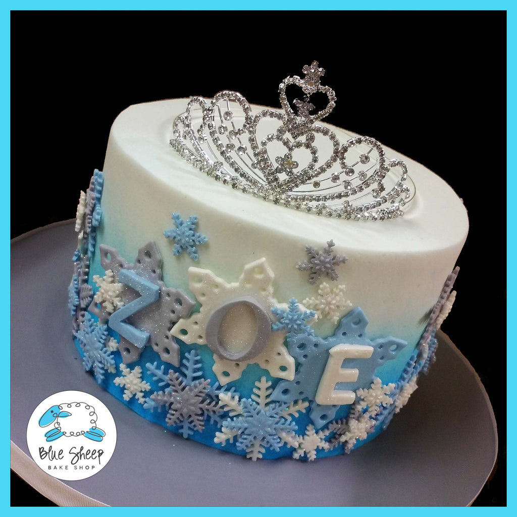 frozen birthday cake nj
