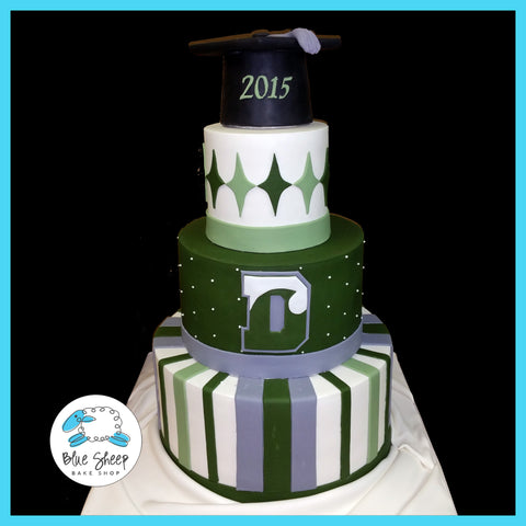 del barton high school graduation cake