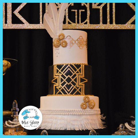 great gatsby cake nj
