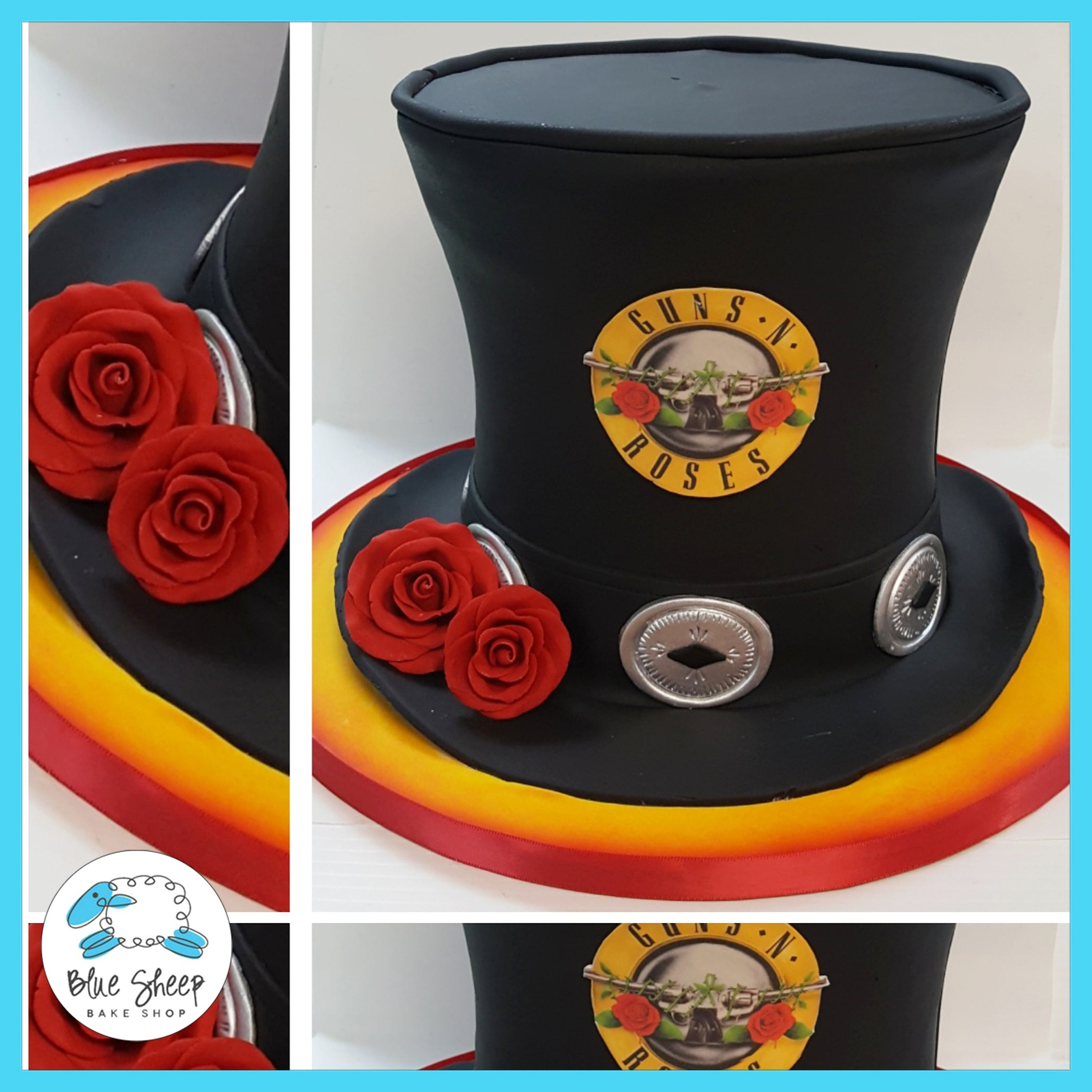 Guns And Roses Birthday Cake Nj Best Cakes In