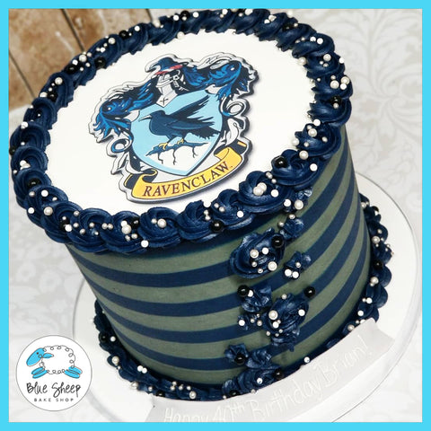 ravenclaw harry potter cake nj