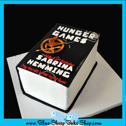 Hunger Games Custom Cakes