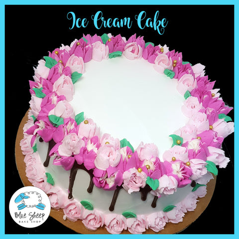 gorgeous custom ice cream cakes nj