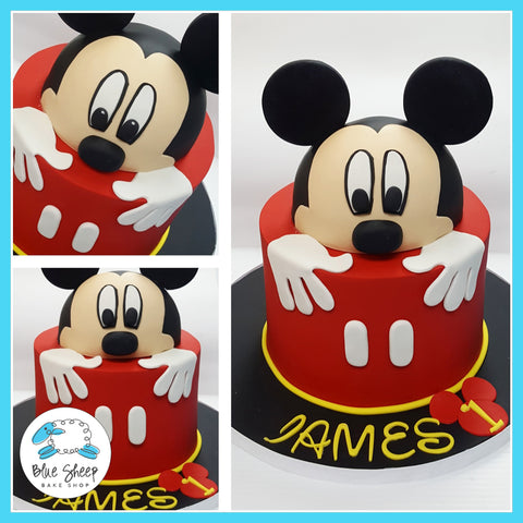 mickey mouse cake best cakes in nj