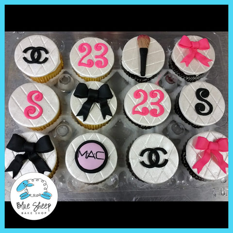 fashion make up specialty cupcakes nj