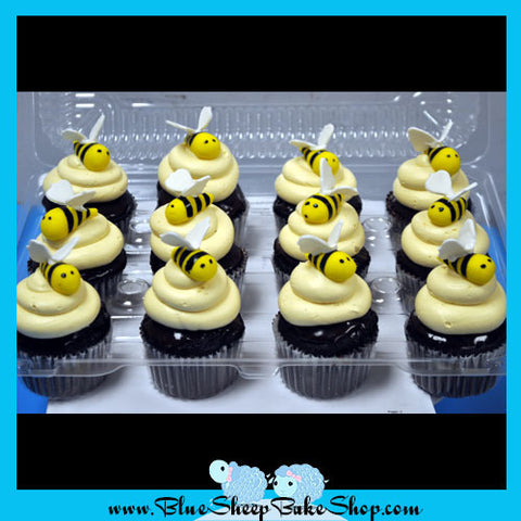 Meant to Bee Cupcakes