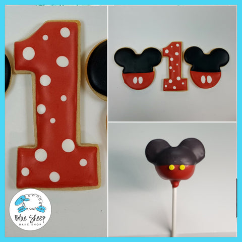 mickey decorated sugar cookies nj