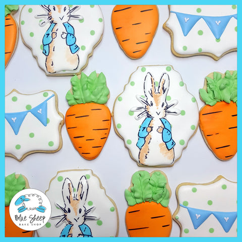 peter rabbit cookies nj