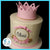 princess 1st birthday cake nj