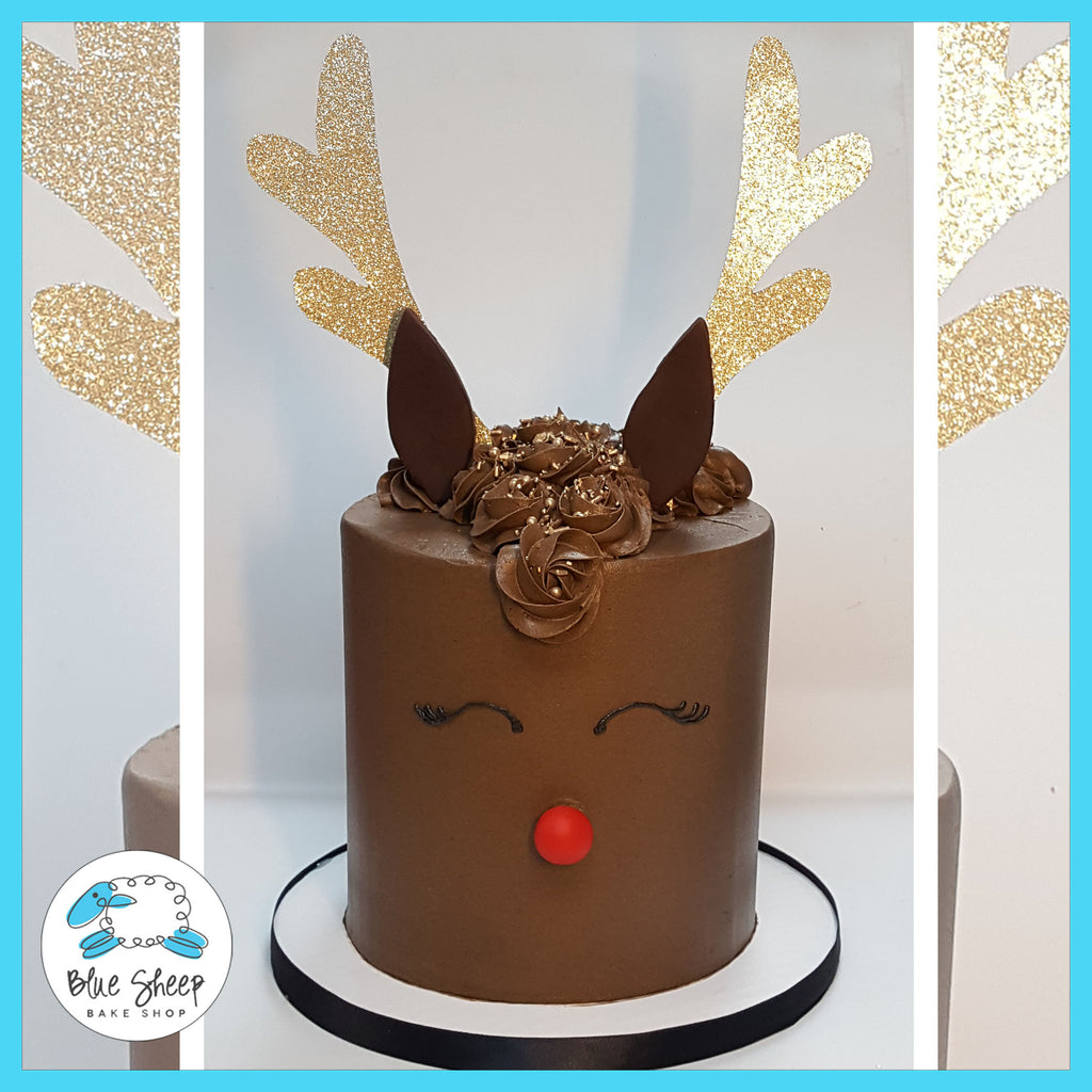 rudolph cake nj christmas cakes holiday cake