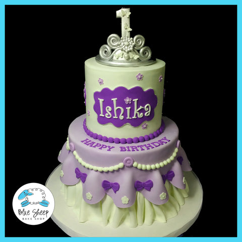 sofia the first birthday cake NJ