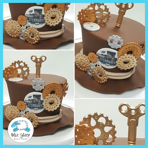 steampunk hat cake nj