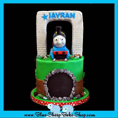 thomas the train cake nj