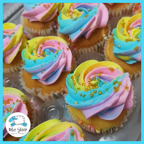 unicorn poop cupcakes nj