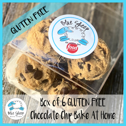 gluten free bake at home cookies