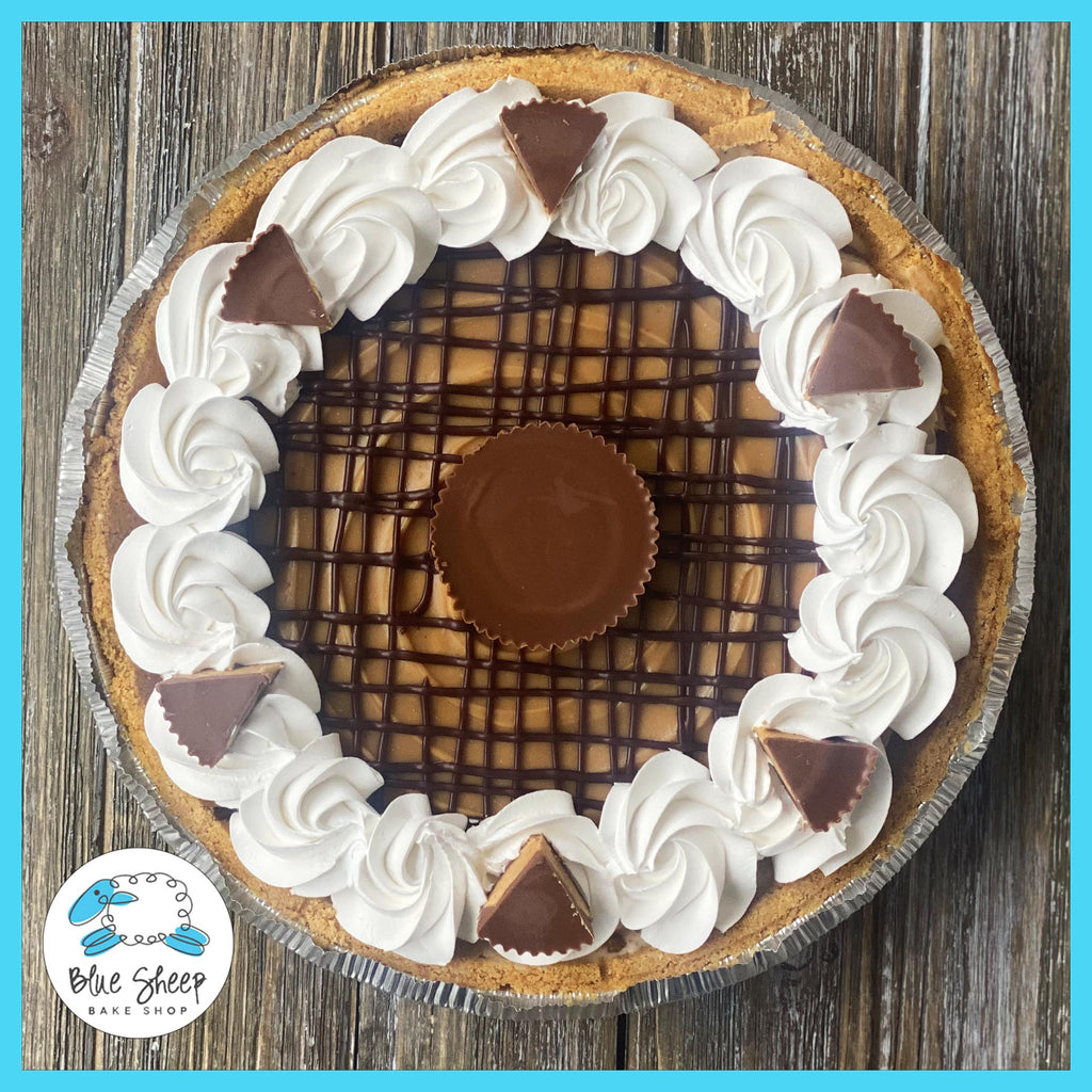 peanut butter ice cream pie nj