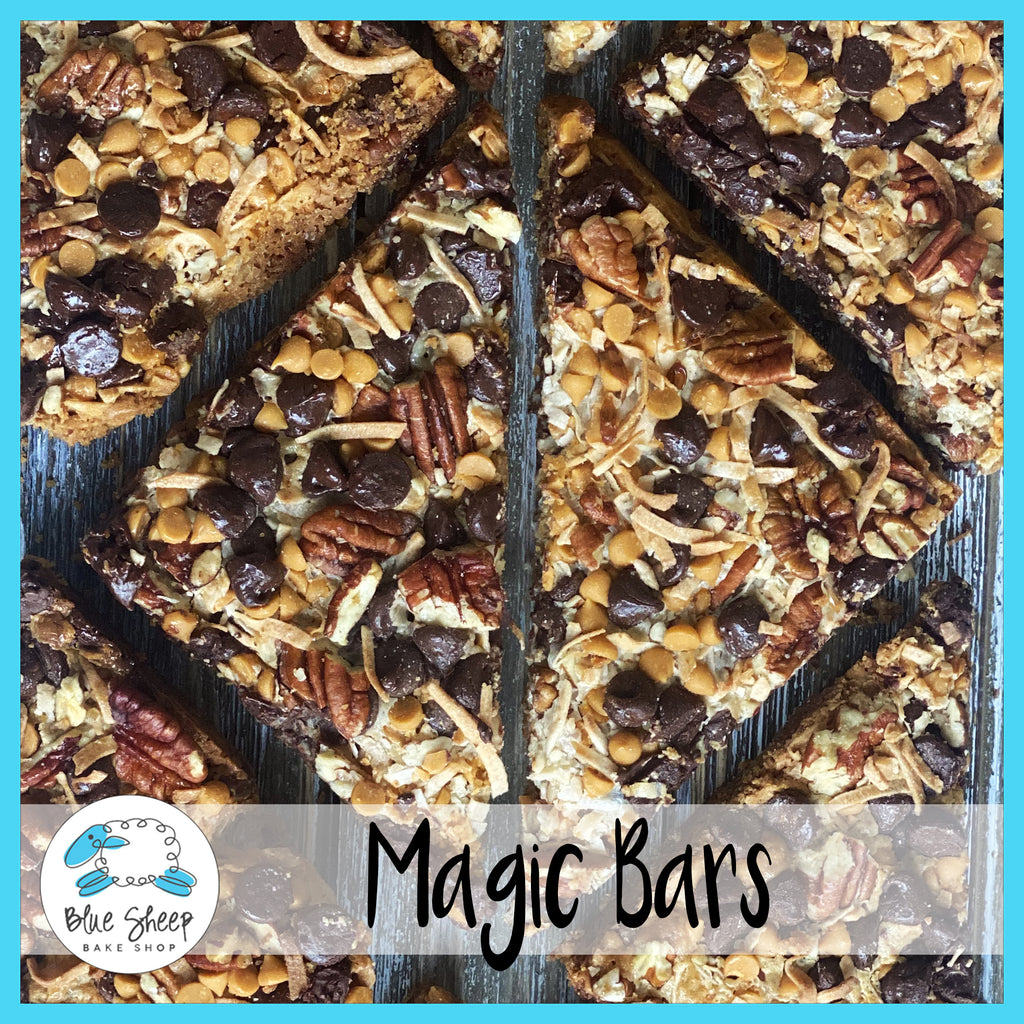 magic bars dessert bars nj bakery