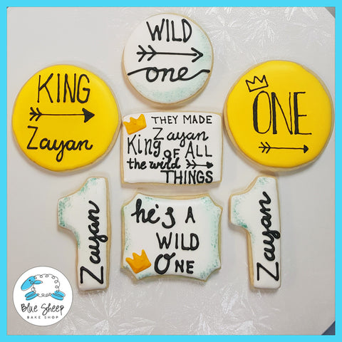 where the wild things are cookie favors nj
