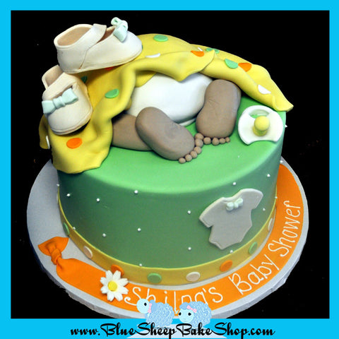 baby shower baby rump cake custom cakes nj