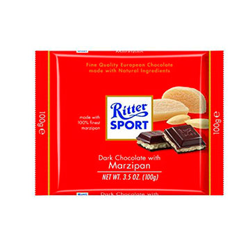 Chocolate Ritter Sport Marzipan