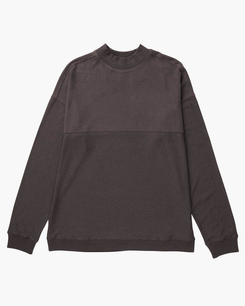 cozy knit ls sweater