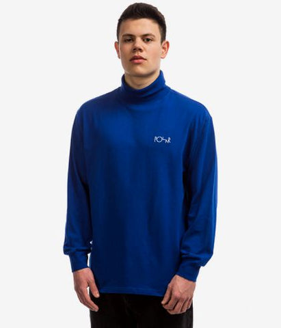polar script turtleneck