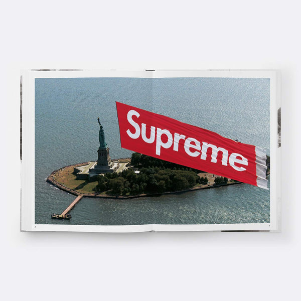 supreme - the book
