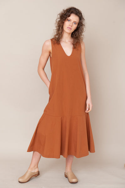 madelyn organic cotton dress