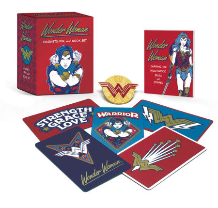 wonder woman magnets