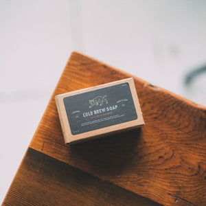 cold brew soap