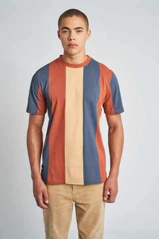 landon colour block tshirt