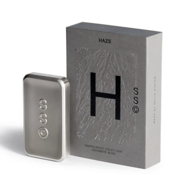 haze - solid cologne