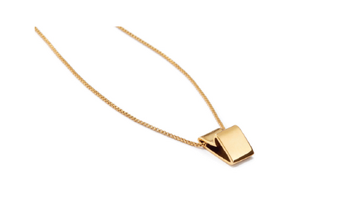 all love pendant - gold