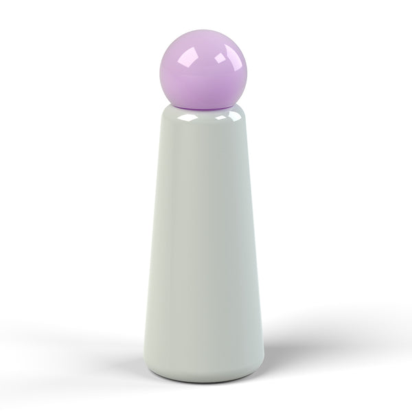 skittle bottle - light grey