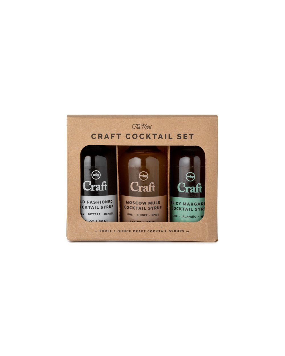 cocktail syrup 3 pk