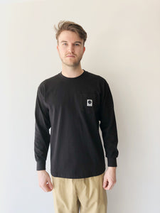 pocket long sleeve
