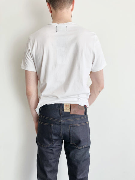 weird guy - nightshade stretch selvedge