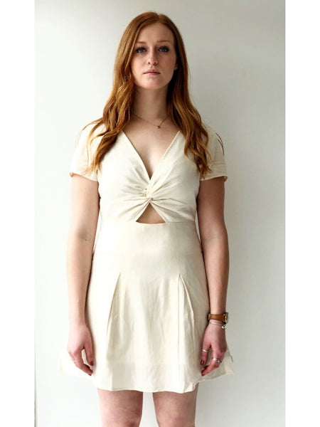 cabarita hemp dress
