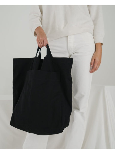 giant pocket tote