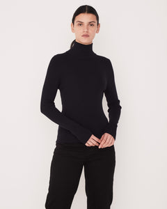 Turtle Neck Knit