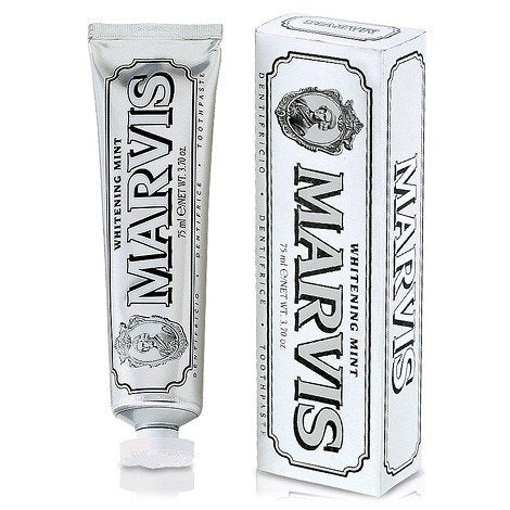 whitening mint toothpaste 75ml