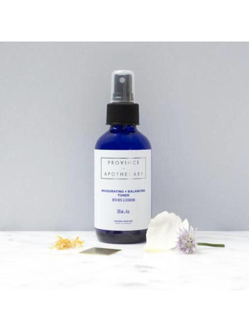 invigorating + balancing toner - 120 ml