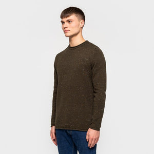 ubbe knitted sweater
