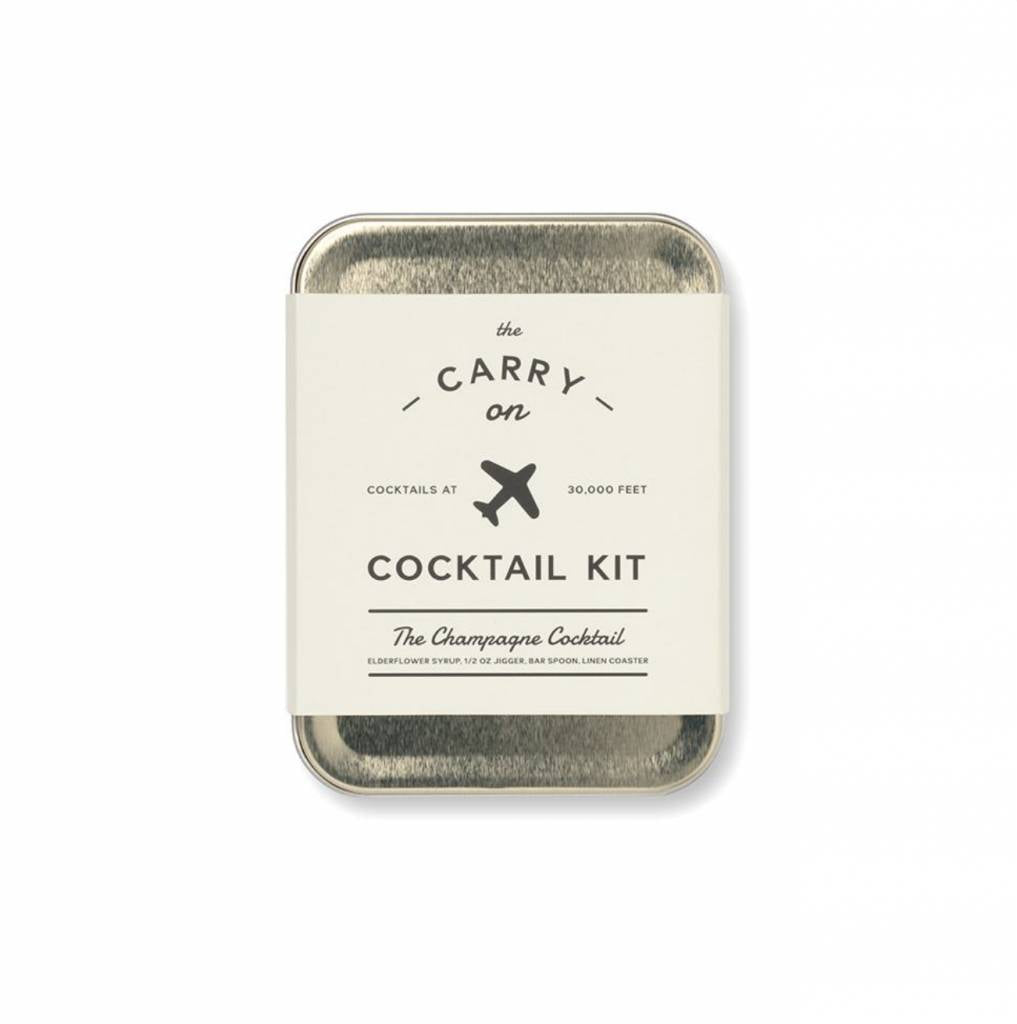 The Carry On Cocktail Kit - Champagne Cocktail