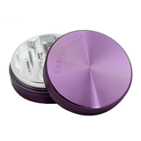 SharpStone® Hard Top 2 Piece Herb Grinder - Purple