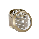 SharpStone® Clear Top 4 Piece Herb Grinder - Green