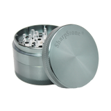 SharpStone® Hard Top 4 Piece Herb Grinder - Grey