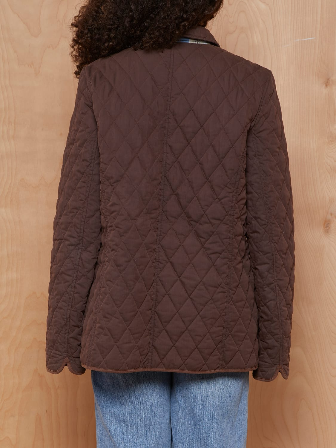 L.L. Bean Quilted Jacket